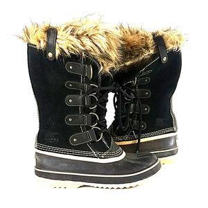 Sorel Joan of Artic Black Boots 8